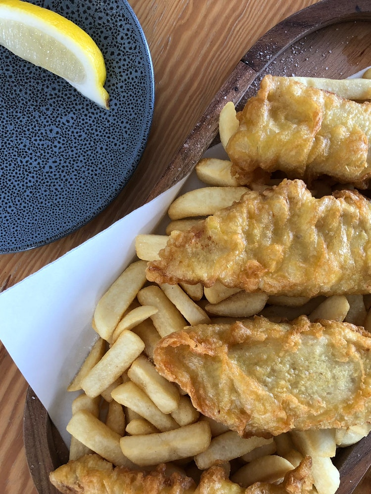 Fish and chips | New Zealand holiday