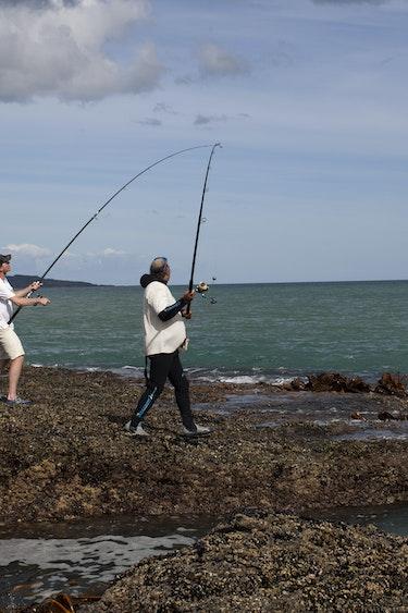 Man op reis vissen3