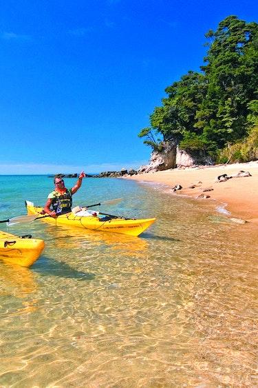 Nz blog 7 activities abel tasman kayaks