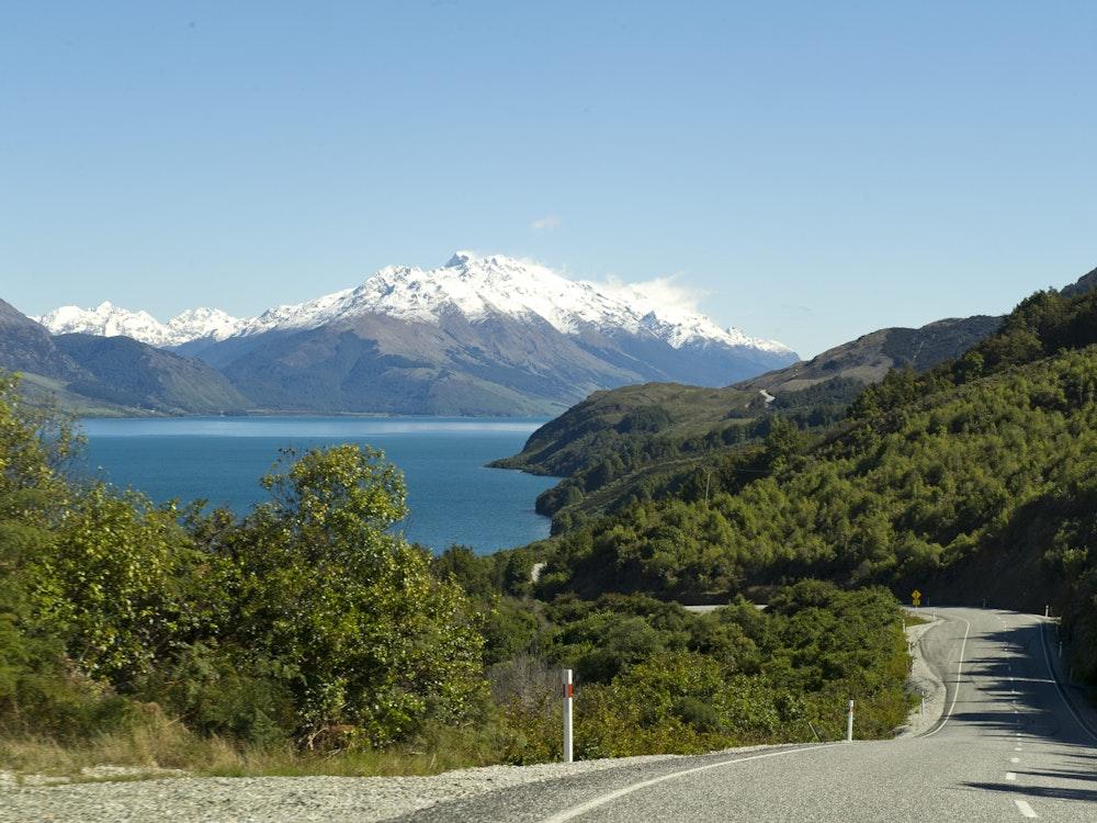 Driving in Otago region | New Zealand holiday