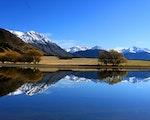 Stunning views on Arthur's Pass   New Zealand nature