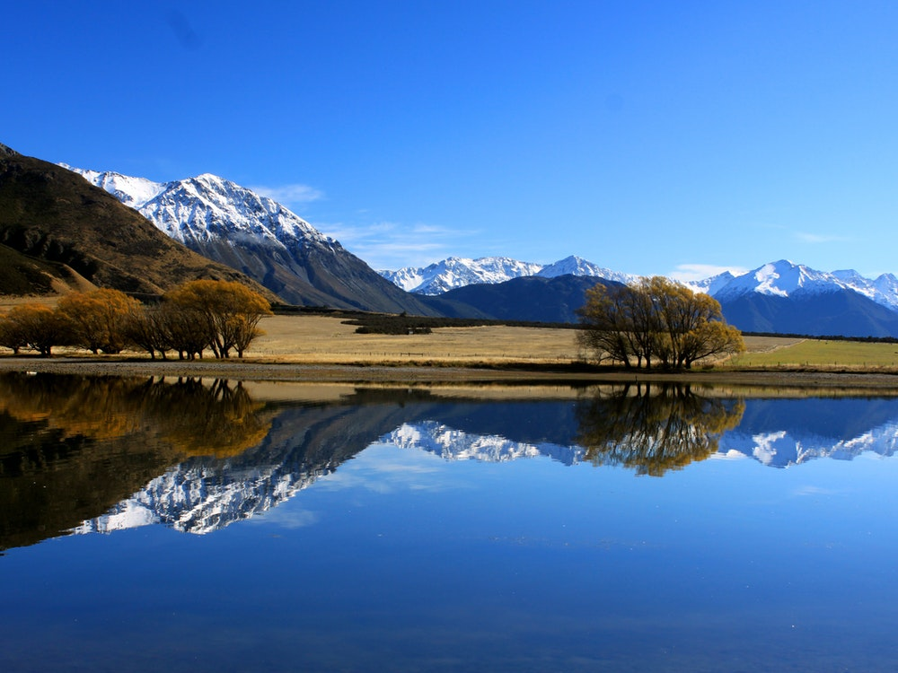 Stunning views on Arthur's Pass | New Zealand nature