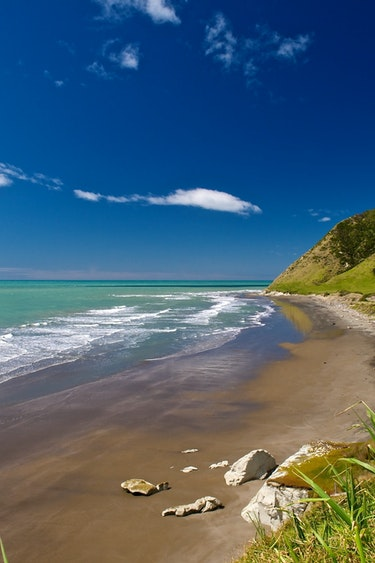 Nz scenic drives east cape north island