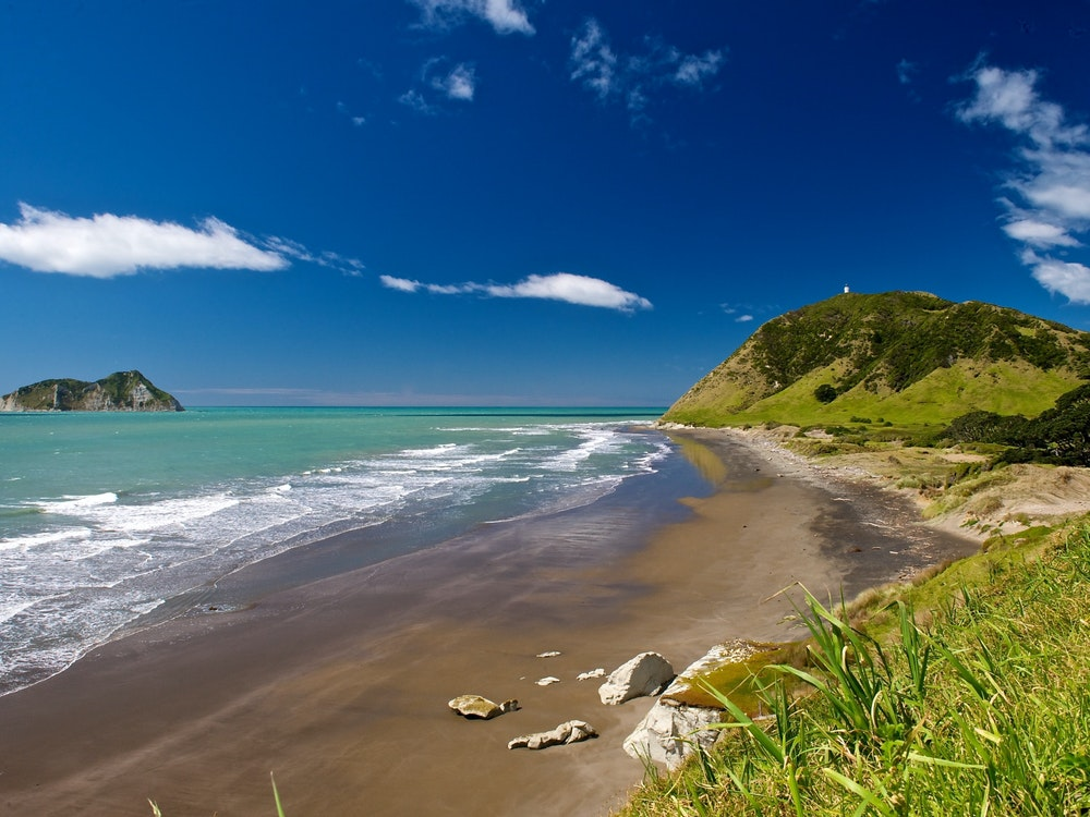 East Cape coastline | New Zealand holiday