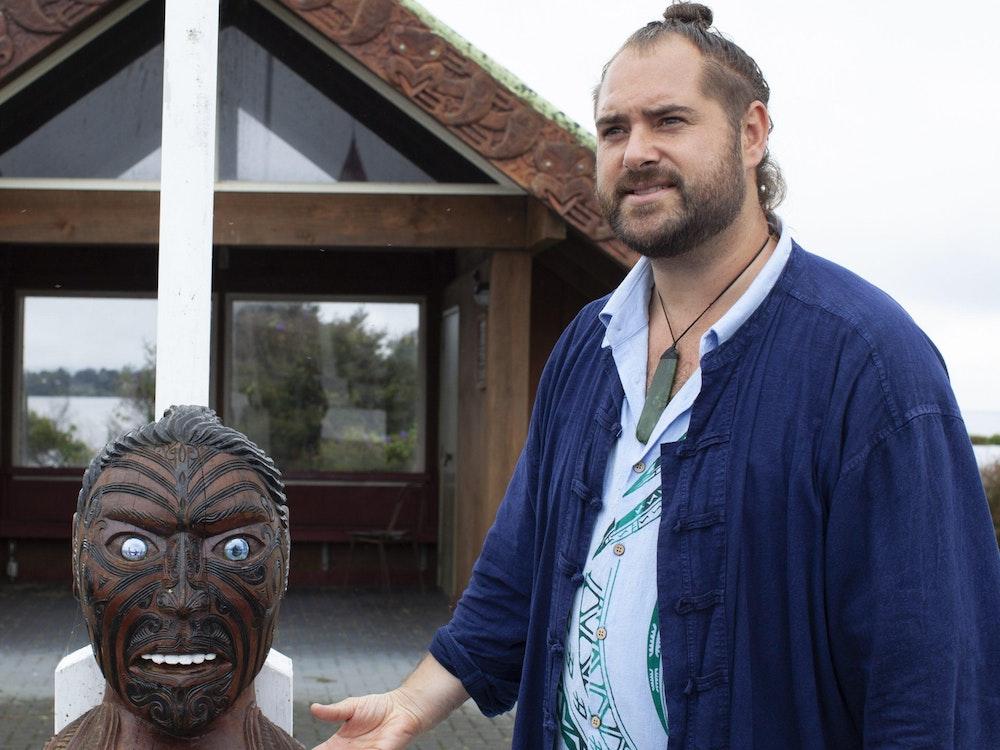 Meeting the Maori | New Zealand holiday