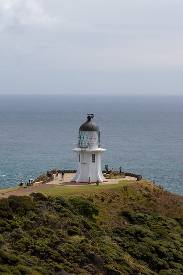 Nz cape reinga northland discoverpage detailed regions