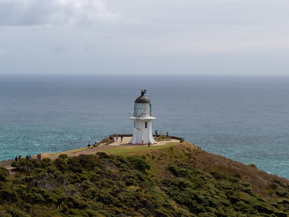 Cape Reinga lighthouse | New Zealand holiday