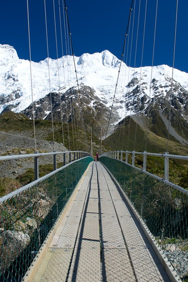 Nz mount cook swing bridge discoverpage detail national parks