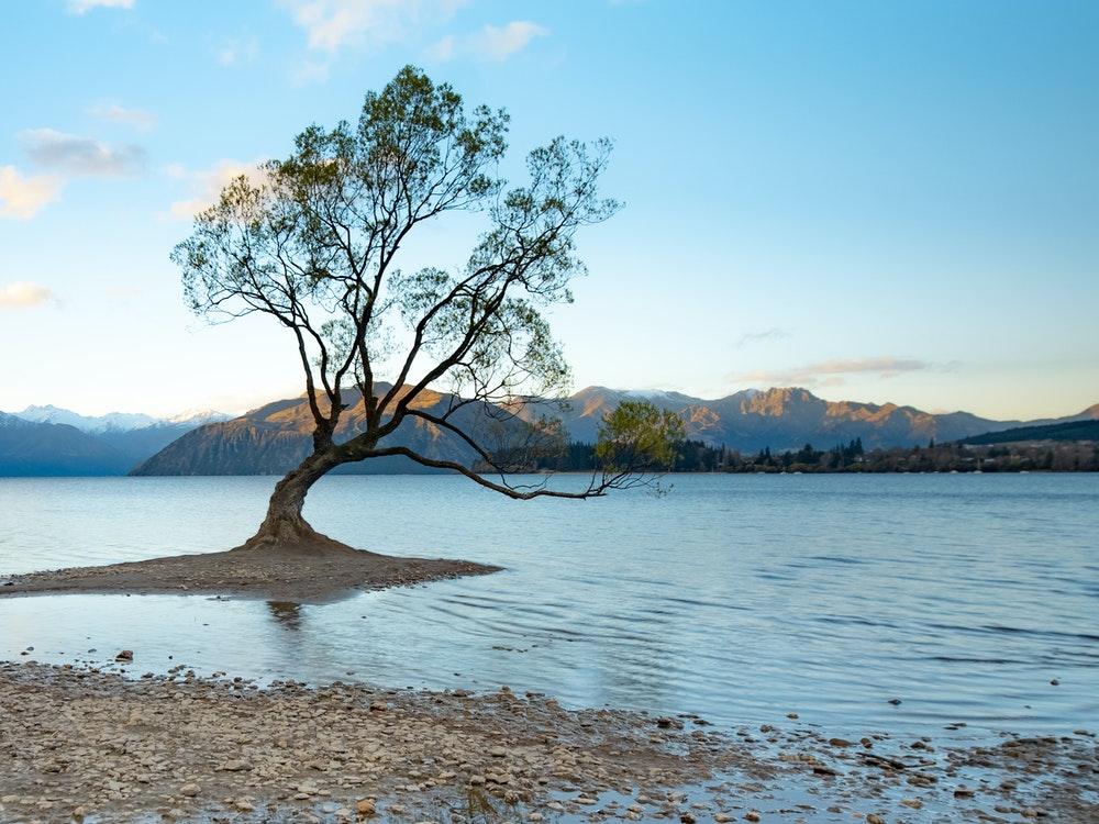 Beautiful Lake Wanaka | New Zealand holiday