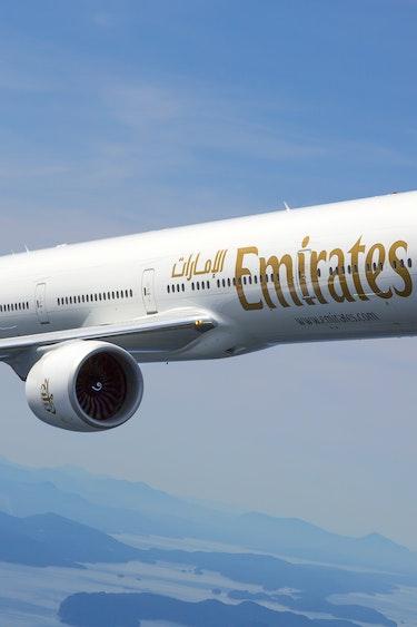 Emirates plane 1