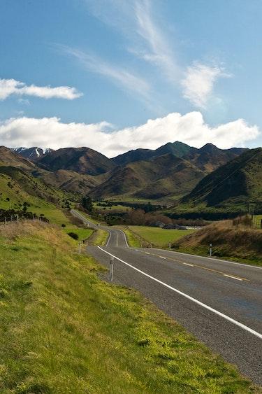 NZ - Lewis Pass