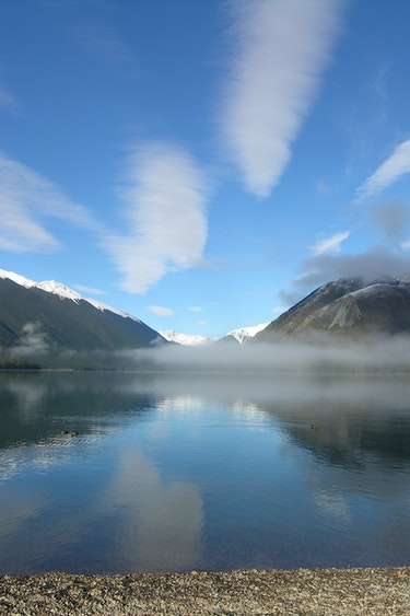 NZ- Nelson Lakes