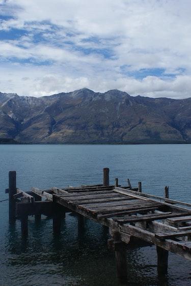 Nz jetty lake wakatipu barton matthews 11 itinerary