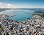 Stunning views over Wellington | New Zealand holiday