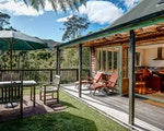 Enjoy the sun on your comfortable terrace | New Zealand holiday