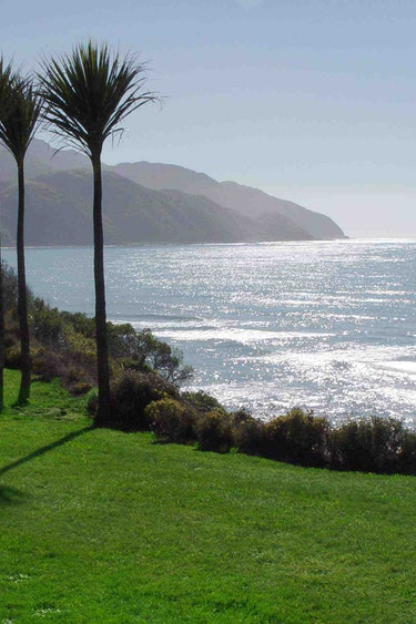 Nz kaikoura surfwatch getaway cottages view family very comfortable