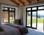 Comfortable bedroom with amazing view | New Zealand holiday