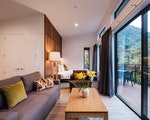 Comfortable living room | New Zealand holiday