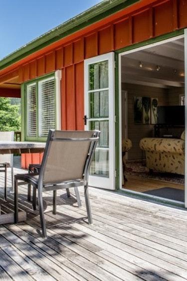 Nz rotorua cottage terrace family stays luxury