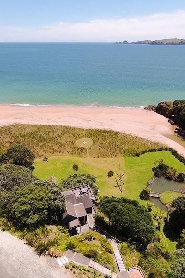 Nz tauranga bay villa beach family stays very comfortable