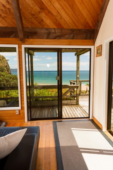 Nz tauranga bay villa beach view family stays very comfortable
