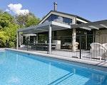 Enjoy the nice pool at your luxury accommodation | New Zealand holiday