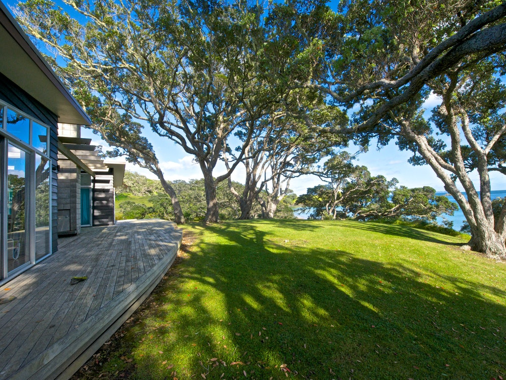 Feel at home staying in a classic Bach | New Zealand holiday