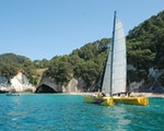 Gorgeous sailing trip | New Zealand active holiday