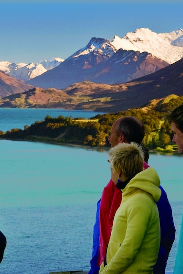 Nz glenorchy guide view national park family see and do active