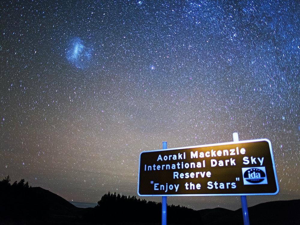 Star gazing at Lake Tekapo | New Zealand holiday