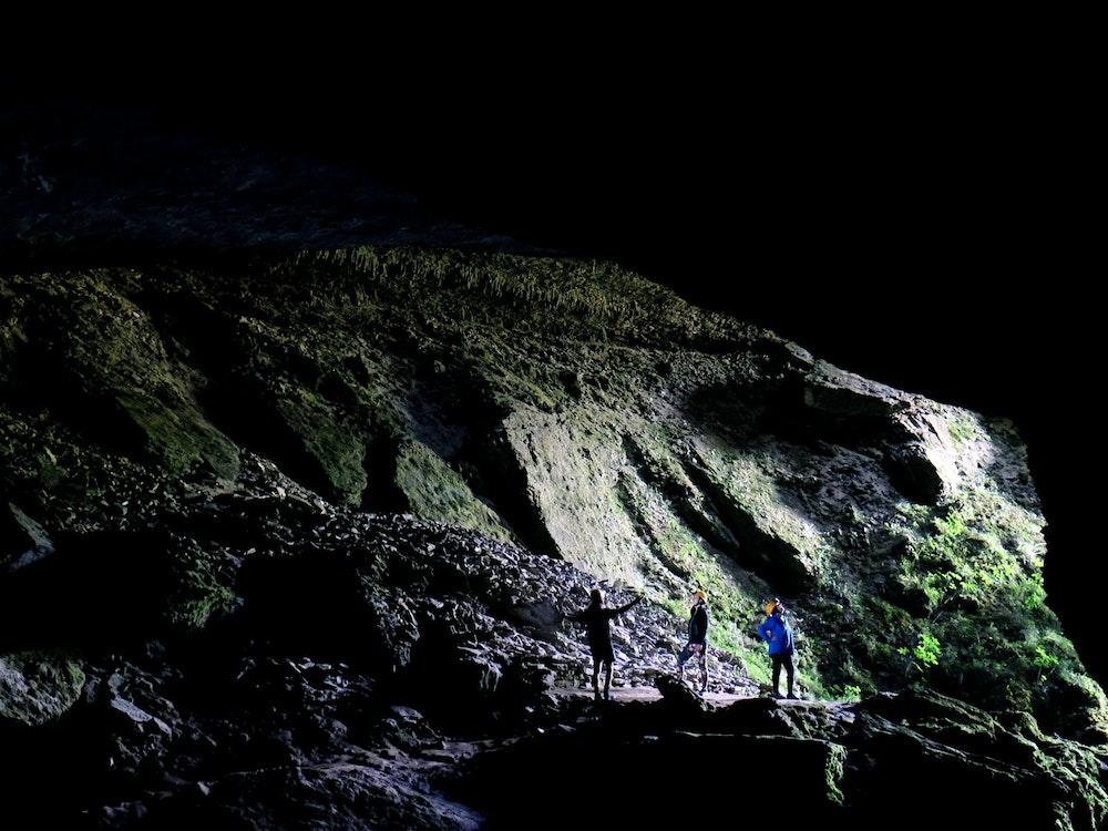 Explore the caves at Paparoa National Park   New Zealand holiday