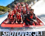 Explore Queenstown and surroundings by jet boat | New Zealand adventurous holiday