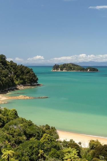 Nz abel tasman viewpoint friends best travel time