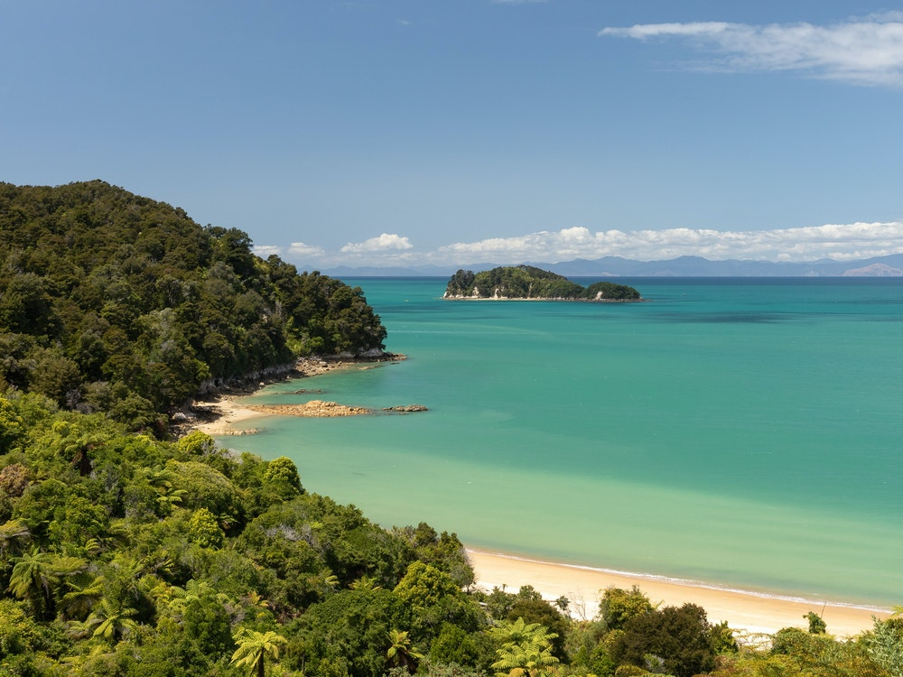 Hike the Abel Tasman Coast Track