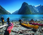 Kayak the mystical Doubtful Sound | New Zealand holiday