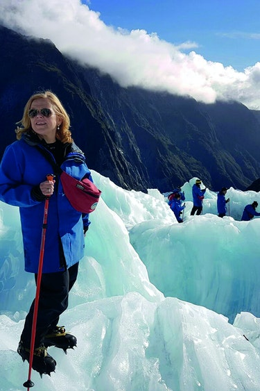 Nz fox glacier guided hike gerrie friends best travel time
