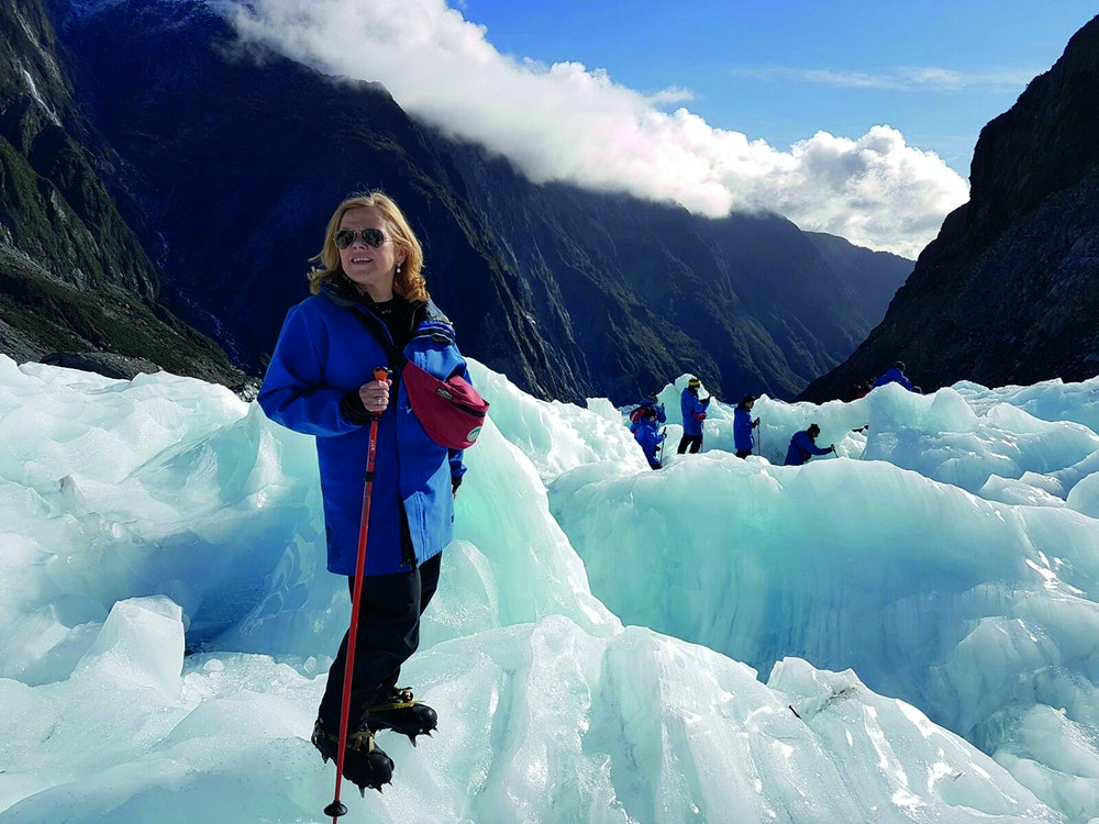 Conquer the Fox Glacier Heli-Hike | New Zealand active holiday