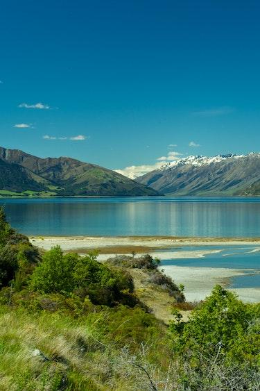 Nz silverpine lodge makarora view mountain lake friends best travel time