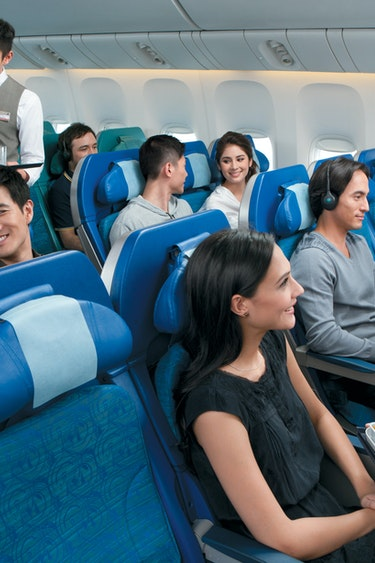 Nz cathay pacific friends flights economy