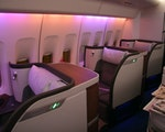 Treat yourself and fly to New Zealand in First Class