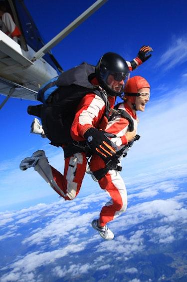 Nz abel tasman skydive plane mountains jump friends see and do adventurous