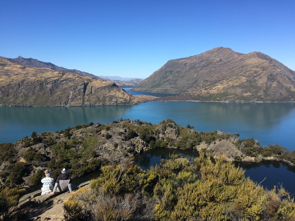 Find the best views in Wanaka with a local guide