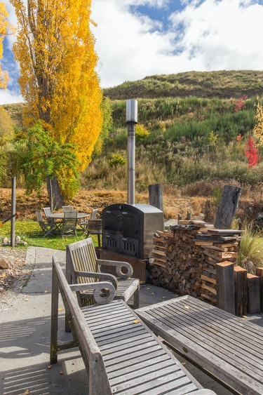 Nz cardrona valley lodge 2 friends very comfortable