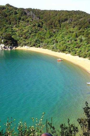Ute Simon New Zealand Abel Tasman Nationalpark