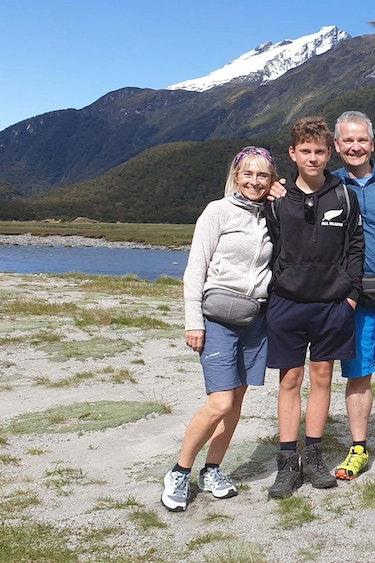 Neuseeland reiseerfahrung gluth aspiring nationalpark