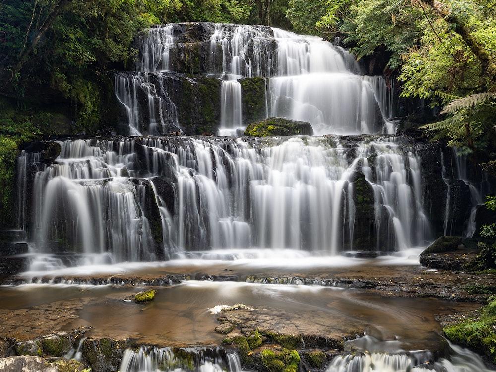 Uncover hidden waterfalls in New Zealand