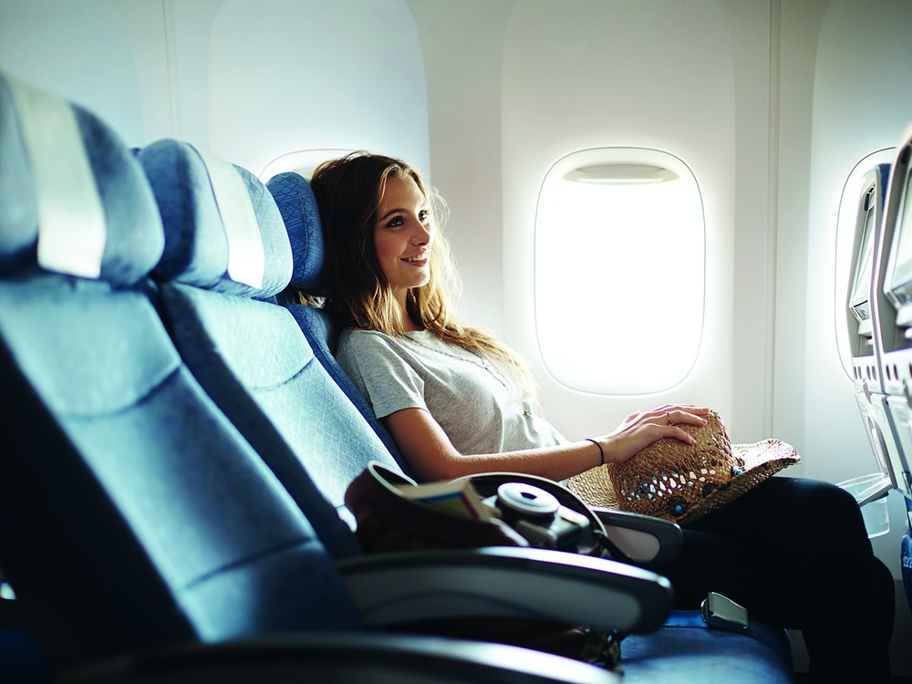 Premium Economy offers you that extra bit of comfort