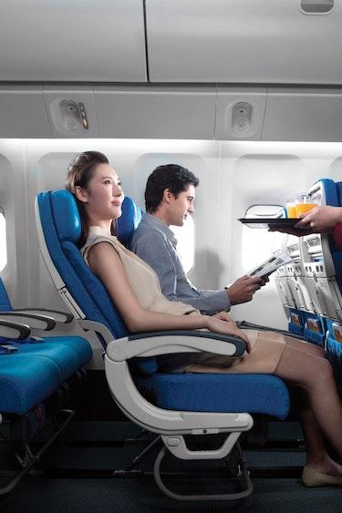 Nz cathay pacific partner flights economy