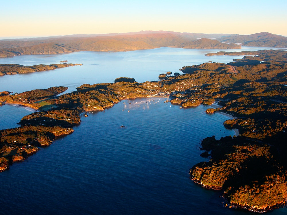 Visit Stewart Island at the southern end of New Zealand