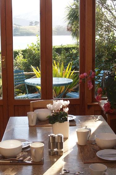 Nz comfortable accommodation portobello bed and breakfast 2